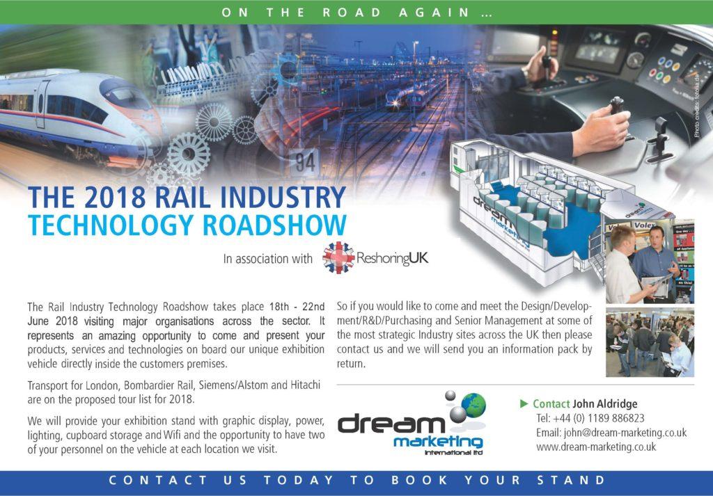 rail industry roadshow